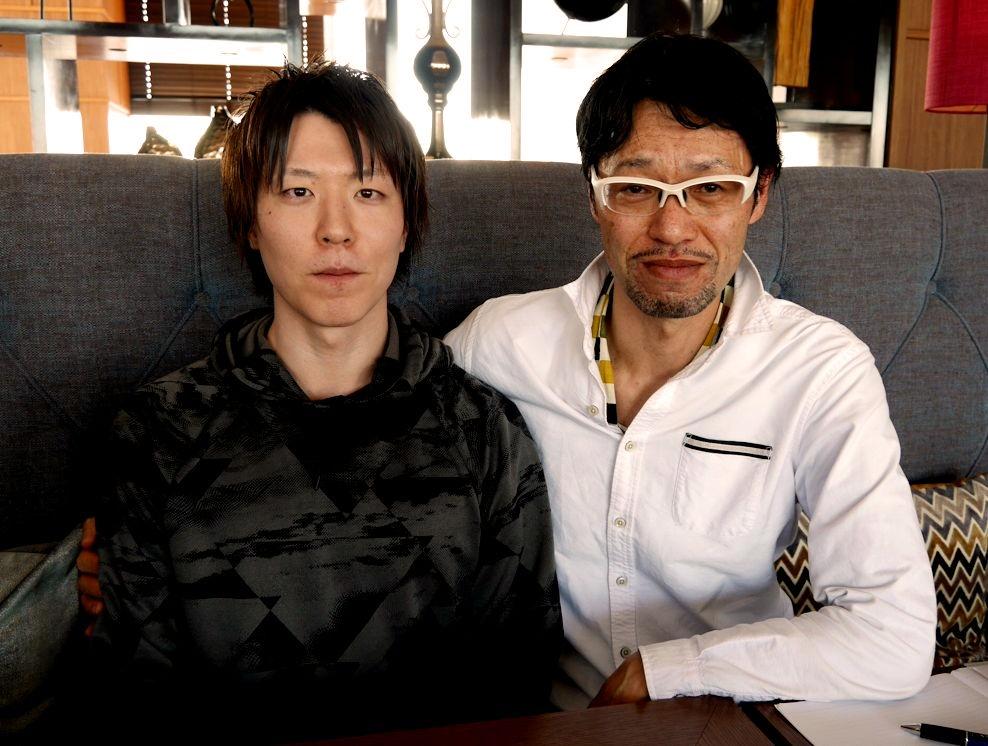 株式会社アクアティカ CEO 前田鉄兵氏・同CTO 小野将之氏