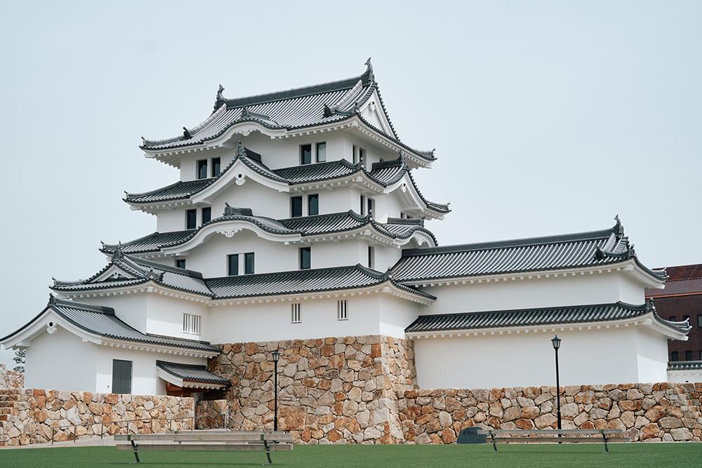 尼崎城(お城の「家老」として活躍するという働き方。この働き方は古いのか、新しいのか。)